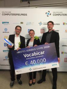 Deutscher Computerspielpreis geht an Startup aus Niedersachsen