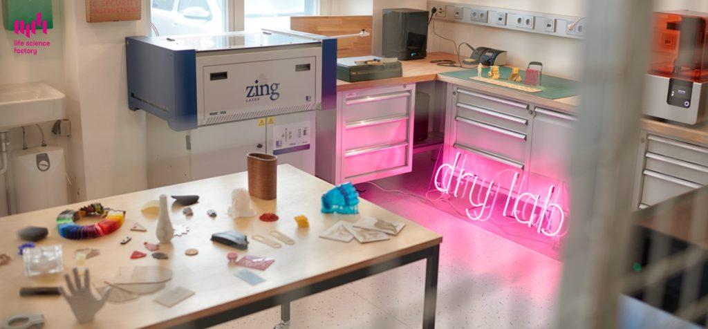 Life science factory & StartRaum eröffnen in Göttingen