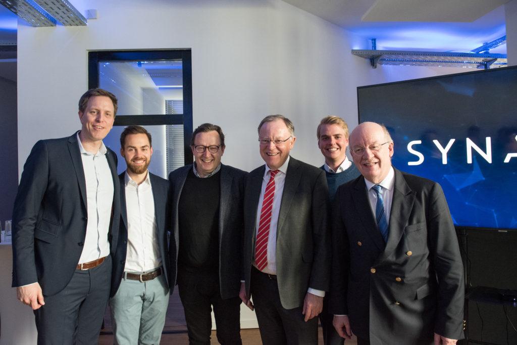 Mit 6 Millionen Euro Startkapital macht sich Synaos auf