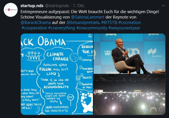 Bits & Pretzels 2019 – Wir waren dabei!