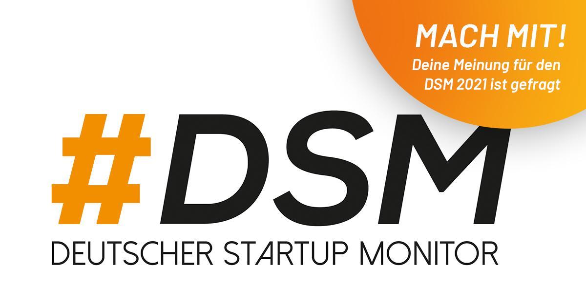 Schrift mit dem Logo des DSM und Mitmach-Aufruf.