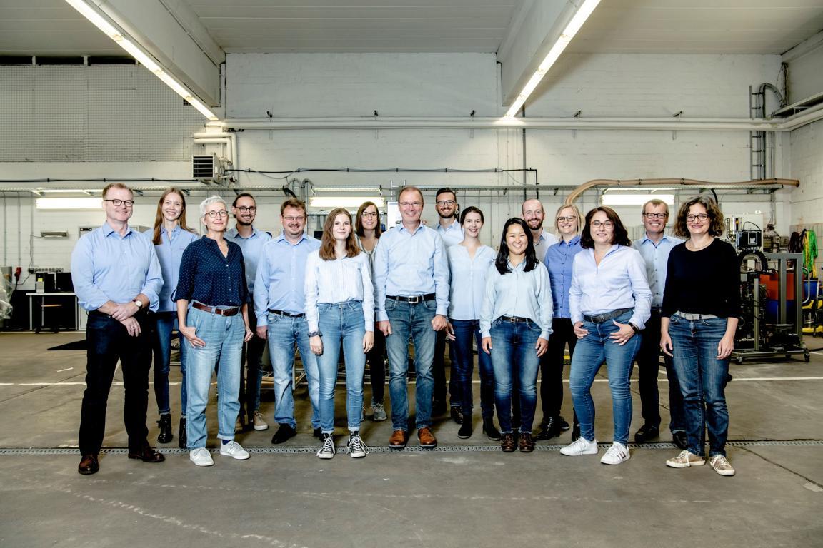 Team von RITTEC Umwelttechnik