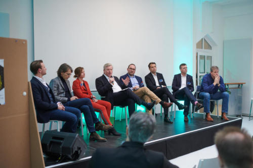 Life Science Startup Day 2020 Podiumsdiskussion